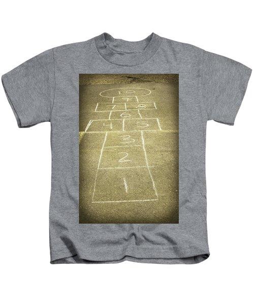 Childhood Games Kids T-Shirt