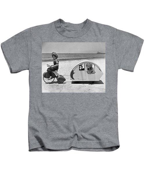 Children Beach Tour Kids T-Shirt
