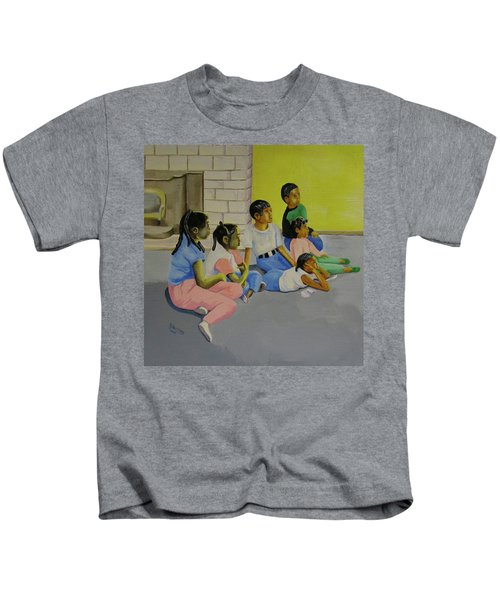 Children's Attention Span  Kids T-Shirt