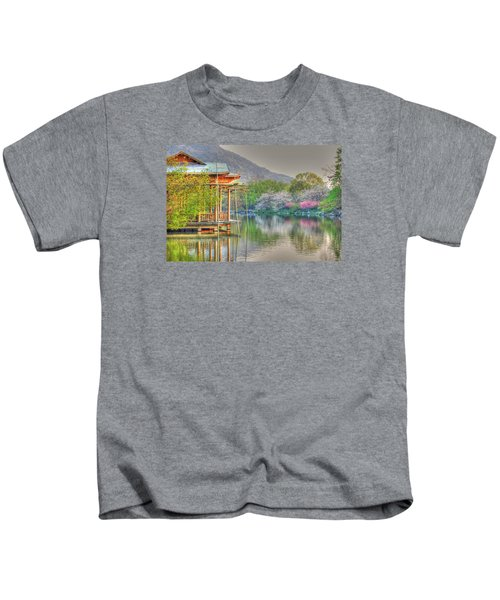 China Lake House Kids T-Shirt