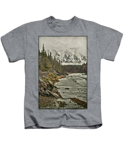 Chugach Range Kids T-Shirt