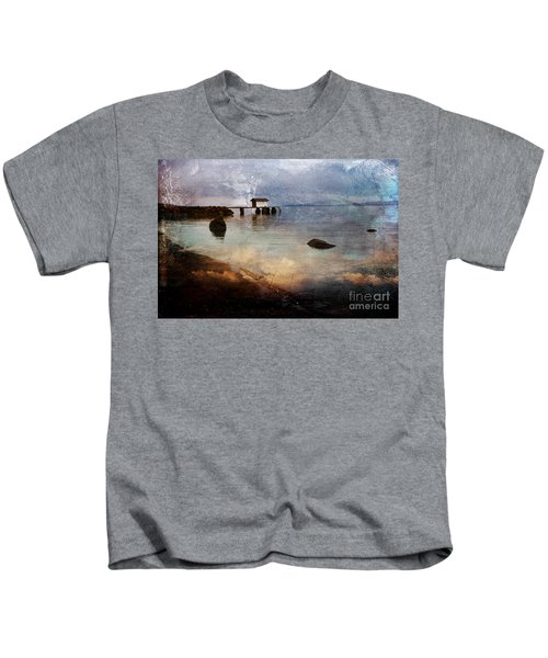 Coastal Path Kids T-Shirt