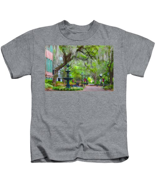 College Of Charleston Kids T-Shirt