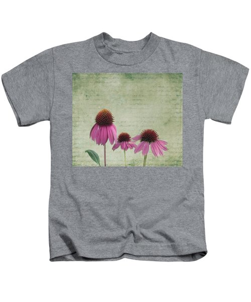 Color Of Spring Kids T-Shirt