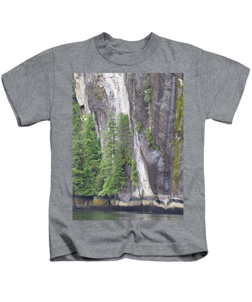 Colors Of Alaska - More From Misty Fjords Kids T-Shirt