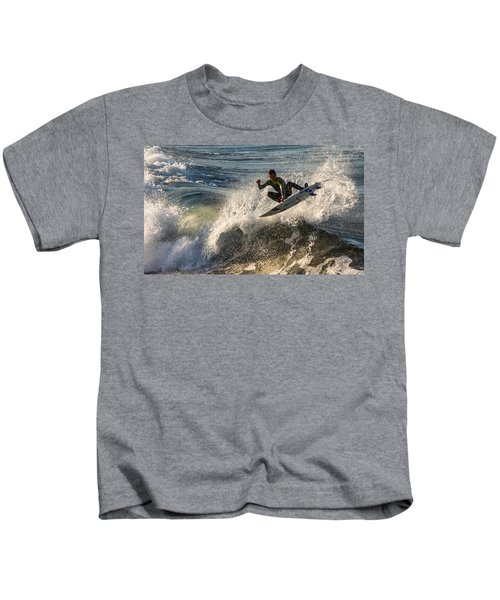 Coming Up For Air Kids T-Shirt