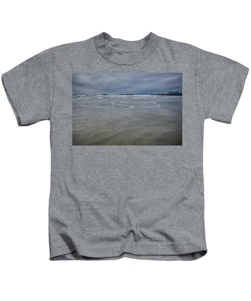 Cox Bay Late Afternoon  Kids T-Shirt
