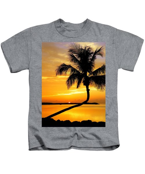 Crooked Palm Kids T-Shirt