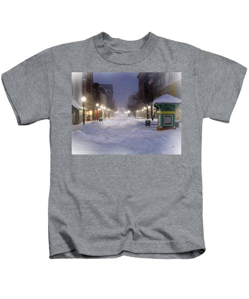 Cumberland Winter Kids T-Shirt