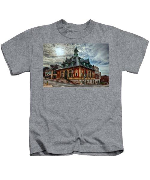 Customs House Museum Kids T-Shirt