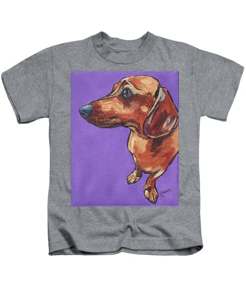 Dachshund Kids T-Shirt