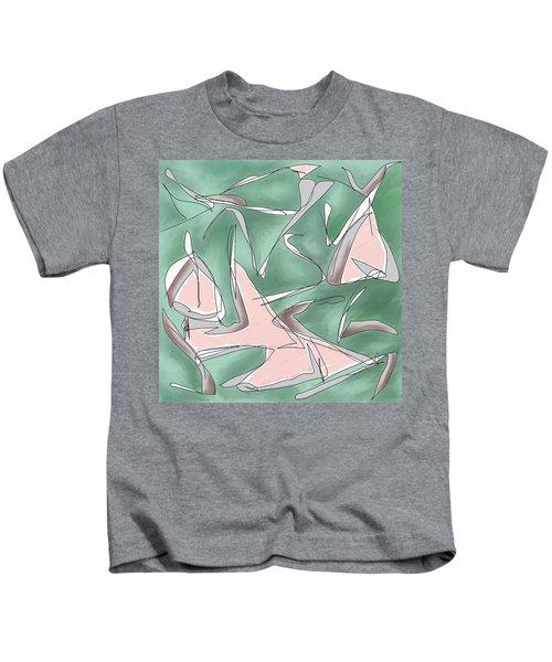 Daddy's Little Gull Kids T-Shirt