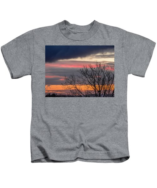 December County Clare Sunrise Kids T-Shirt