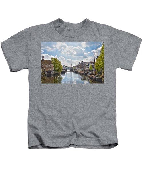 Delfshaven Rotterdam Kids T-Shirt