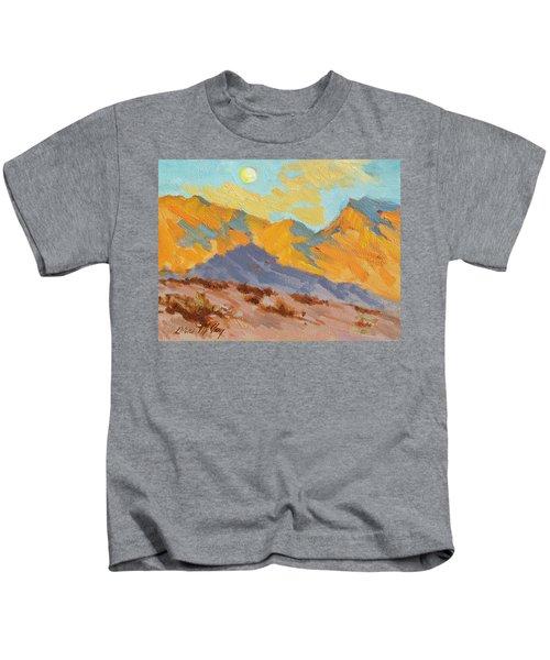 Desert Morning La Quinta Cove Kids T-Shirt