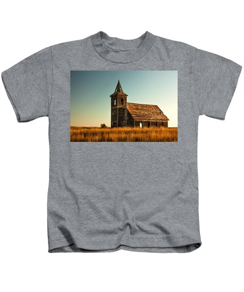 Deserted Devotion Kids T-Shirt