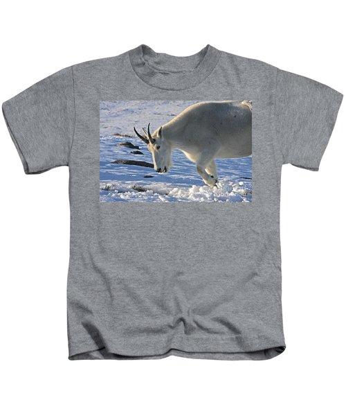 Digging For Dinner Kids T-Shirt