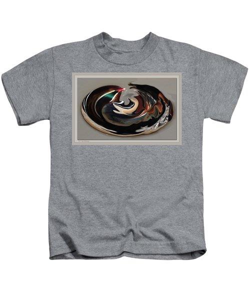 Disoriented Duck  Kids T-Shirt