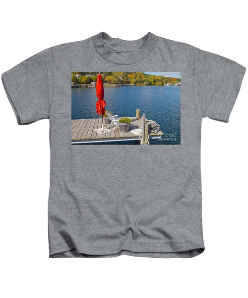 Dock By The Bay Kids T-Shirt