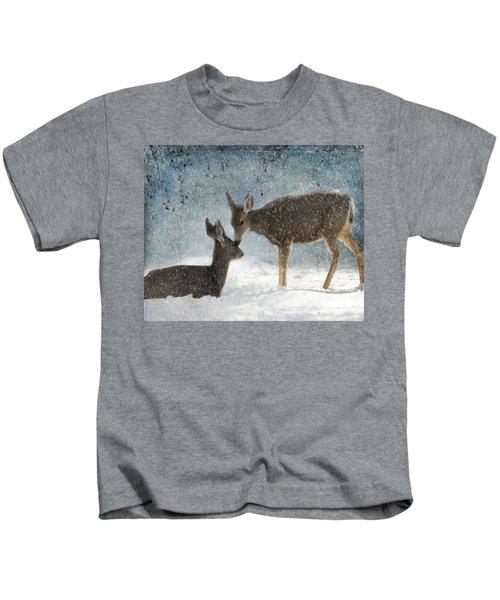 Doe A Deer Kids T-Shirt