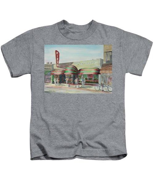 Domenicos In Long Beach Kids T-Shirt