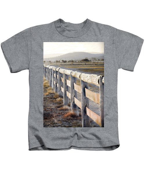 Don't Fence Me In Kids T-Shirt