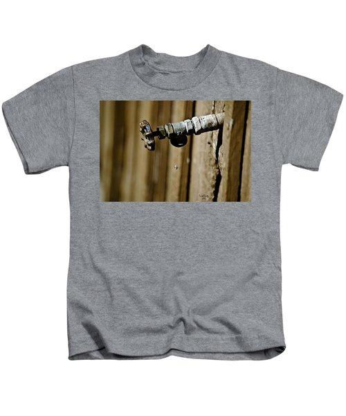 Drip...drip...drip...drip Kids T-Shirt