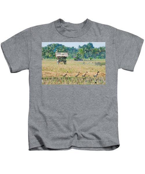 Ducks Kids T-Shirt