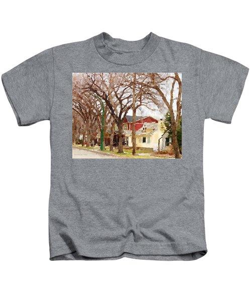 Early Spring Street Kids T-Shirt