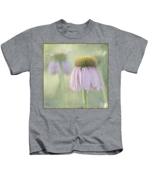 Echinacea Coneflower Kids T-Shirt