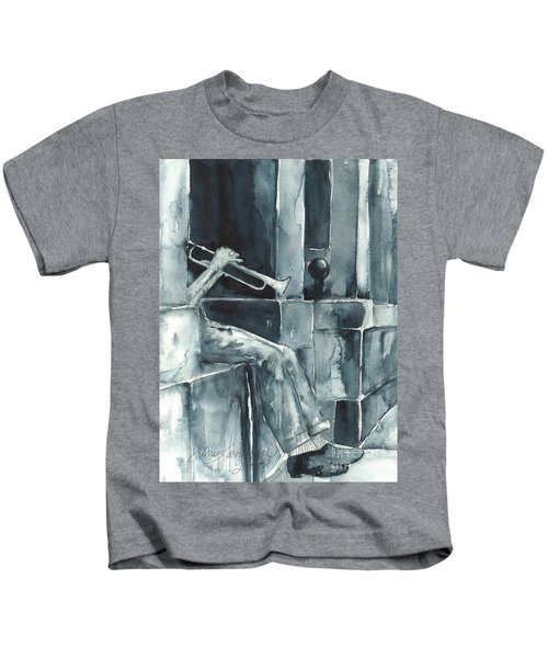 Echo Of The Spirit Kids T-Shirt