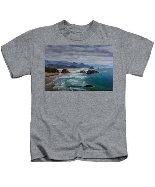 Ecola Viewpoint Kids T-Shirt