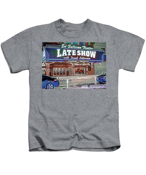 Ed Sullivan Theater Kids T-Shirt