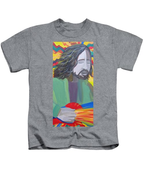 Eddie Kids T-Shirt by Kelly Simpson
