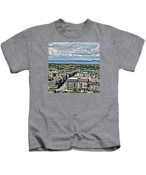 Edinburgh Kids T-Shirt