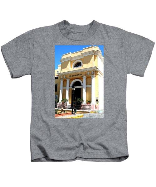 El Convento Hotel Kids T-Shirt