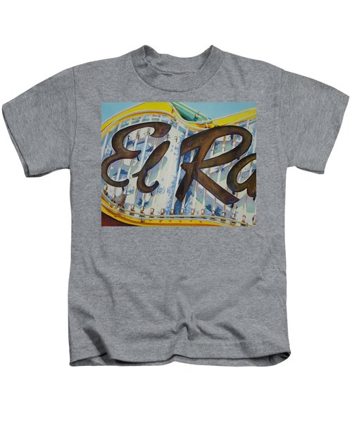 El Ray Kids T-Shirt