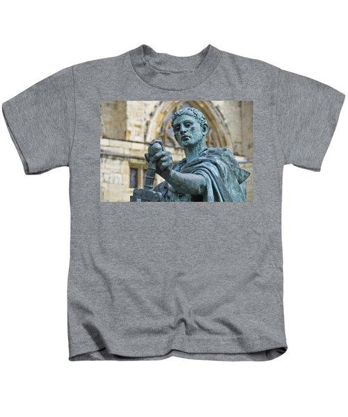 Emperor Constantine Kids T-Shirt
