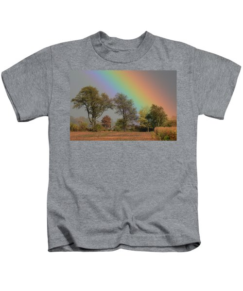 End Of The Rainbow Kids T-Shirt