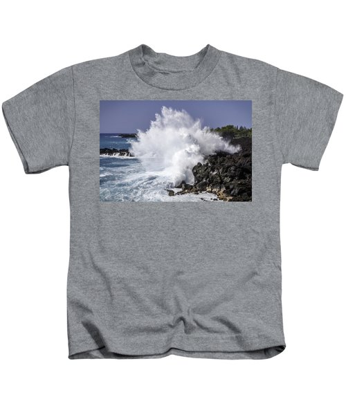 End Of The World Explosion Kids T-Shirt