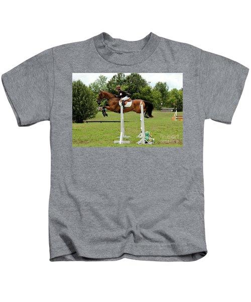 Eventing Jumper Kids T-Shirt