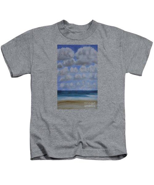 Everyday Is A New Horizon Kids T-Shirt