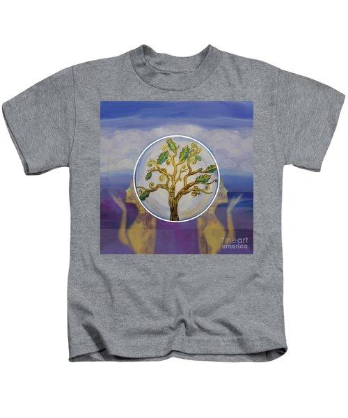 Exploring Kids T-Shirt