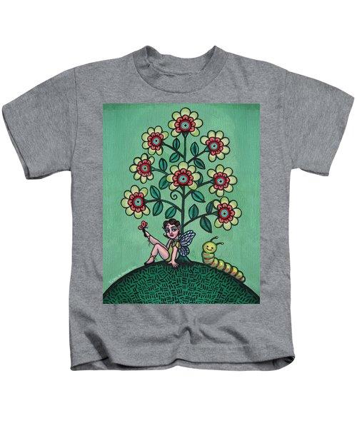 Fairy Series Katrina Kids T-Shirt