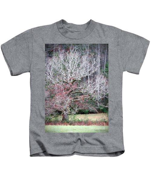 Fall At Cades Cove Kids T-Shirt
