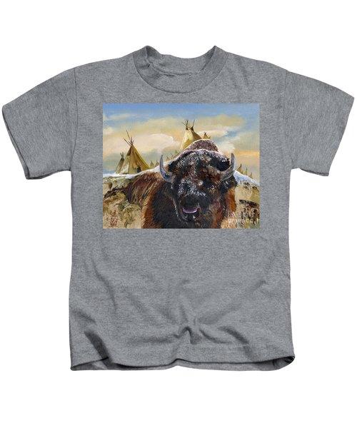 Feed The Fire Kids T-Shirt
