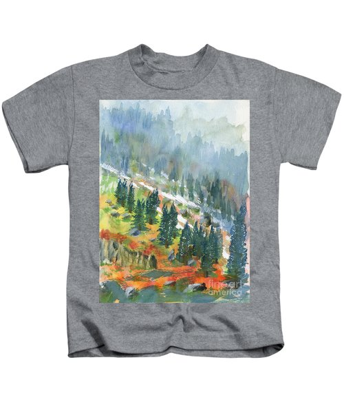 First Snow Kids T-Shirt