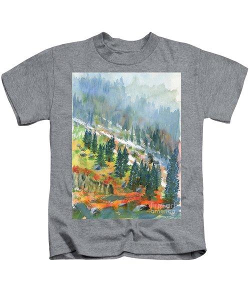 First Snow Kids T-Shirt