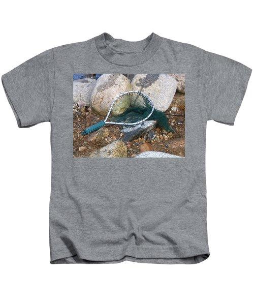 Fishing Net Kids T-Shirt