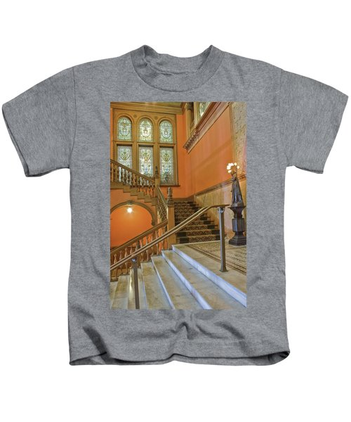 Flagler College Entryway Kids T-Shirt